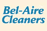 BEL-AIRE CLEANERS logo