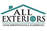 ALL EXTERIORS LLC logo