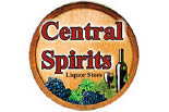 CENTRAL SPIRITS LIQUOR STORE logo