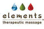 ELEMENTS THERAPUTIC MASSAGE logo