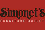 SIMONETS FURNITURE OUTLET logo