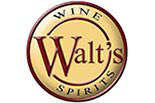 WALTS WINE & SPIRITS OAKDALE logo