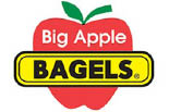 BIG APPLE BAGELS FOREST LAKE logo