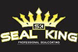 SEAL KING/COMMUNITY LAWNCARE logo