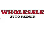 WHOLESALE AUTO REPAIR logo