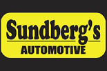 SUNDBERGS AUTOMOTIVE logo