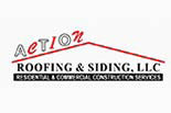 ACTION ROOFING & SIDING, LLC logo