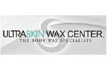 ULTRASKIN WAX logo