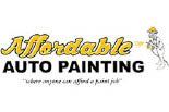 AFFORDABLE AUTO  PAINT logo