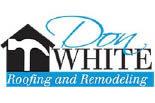 DON WHITE ROOFING logo