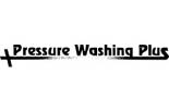 PRESSURE WASHING PLUS logo