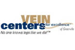 VEIN CENTERS FOR EXCELLENCE logo