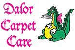 Dalor Carpet Care logo
