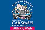 Sunset North Car Wash logo