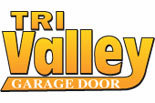 TRI-VALLEY GARAGE DOOR logo