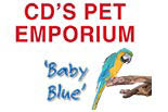 CD's Pet Emporium logo