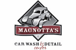 MAGNOTTA'S CAR WASH logo