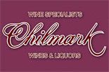 CHILMARK WINES & LIQOURS logo