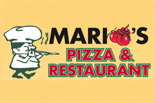 Mario's Pizzeria & Restaurant (White Plains) logo