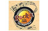 GOLDBERG'S ROCK 'N BAGEL CAFE logo