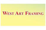 WEST ART FRAMING logo