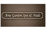 ARIA GARDEN SPA & NAILS logo