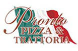 Pronto Pizza & Pasta logo