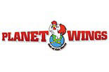 PLANET WINGS logo