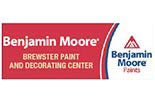BREWSTER PAINT & DECORATING CENTER logo