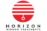 HORIZON WINDOW TREATMENTS logo