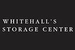 WHITEHALL STORAGE logo