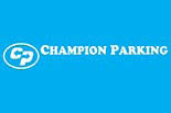 CHAMPION PARKING WEST 77TH STREET logo