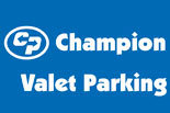 CHAMPION VALET PARKING logo