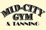 MID-CITY GYM logo