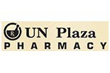 UN PLAZA PHARMACY logo
