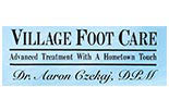 VILLAGE FOOT CARE logo