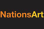 NATIONS ART logo