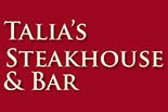 TALIA'S STEAKHOUSE logo