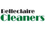BELLE CLAIRE CLEANERS logo