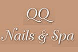QQ NAILS & SPA logo