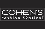 COHEN'S FASHION OPTICAL #184 logo