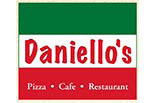 DANIELLO'S PIZZA CAFE RESTAURANT logo