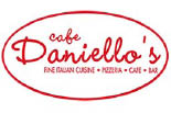CAFE DANIELLO'S logo