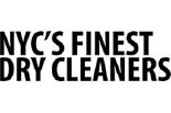 NYC'S FINEST DRY CLEANERS logo