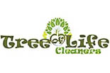 TREE OF LIFE CLEANERS logo