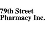 79TH STREET PHARMACY logo