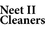 NEET II CLEANERS logo