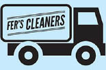 FER'S CLEANERS logo