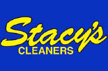 STACY'S CLEANERS logo