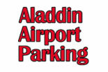 ALADDIN AIRPORT PARKING COMPLEX logo